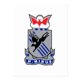 505th Parachute Infantry Regiment Postcard