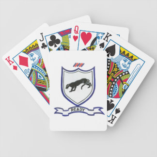 505th PIR Bicycle Playing Cards