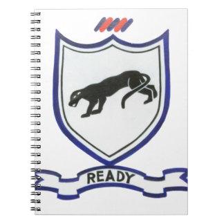 505th PIR Notebook