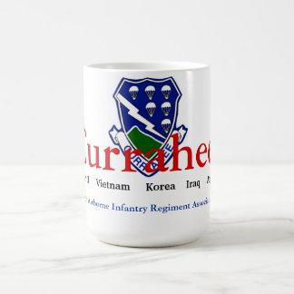 506th Association Classic White Coffee Mug