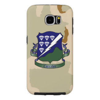 506th Infantry Regiment - 101st Airborne Division Samsung Galaxy S6 Case