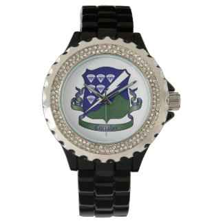 506th Infantry Regiment - 101st Airborne Division Wristwatch