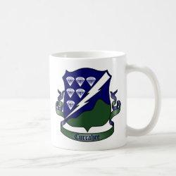 506th Parachute Infantry Regiment, 1st Battalion Coffee Coffee Mug
