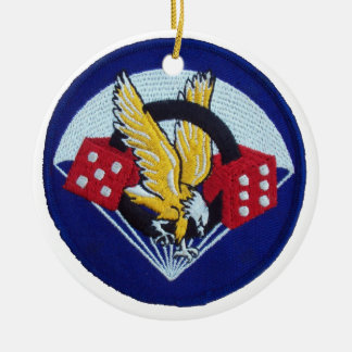 506th Parachute Infantry Regiment Ceramic Ornament