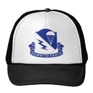 507o Regimiento de infantería del paracaídas Gorros