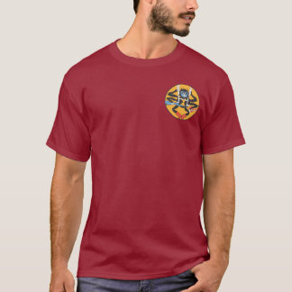 507th PIR Pocket Patch + Airborne Wings T-shirts