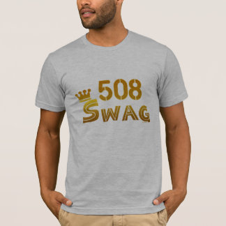 508 Massachusetts Swag T-Shirt
