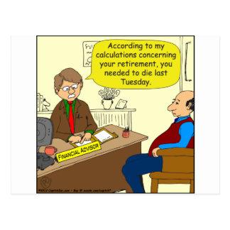 508 necesarios para morir el pasado martes dibujo tarjeta postal