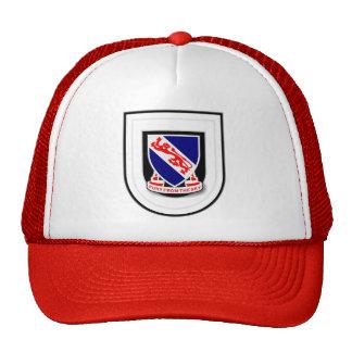 508th Infantry Regiment - Airborne flash Trucker Hat