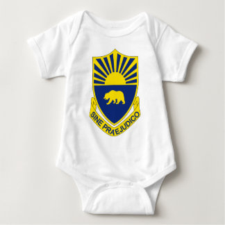508th Military Police Battalion Baby Bodysuit