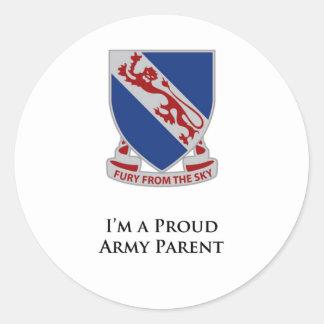 508th PIR- I'm a Proud Army Parent Sticker