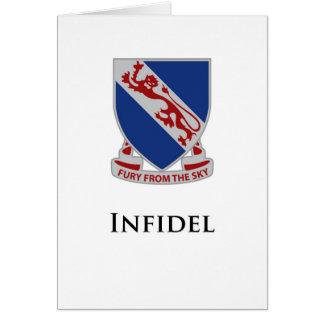 508th PIR- Infidel Card