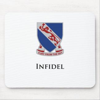 508th PIR- Infidel Mouse Pad