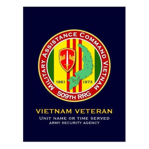 509o RRG 3 - ASA Vietnam Postal