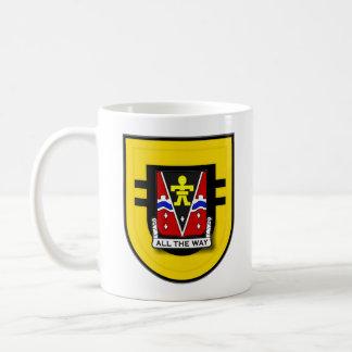 509th Infantry Regiment - 2d Battalion flash mug