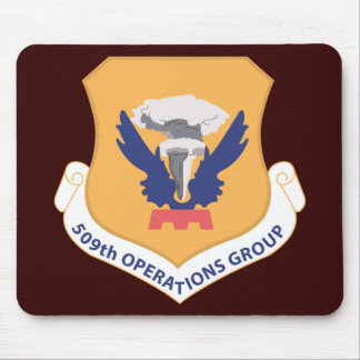 509th Operations Group Mouse Pad