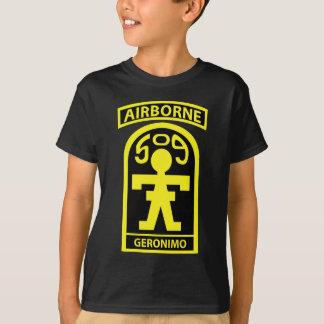 509th Parachute Infantry Regiment (PIR) - GERONIMO T-Shirt