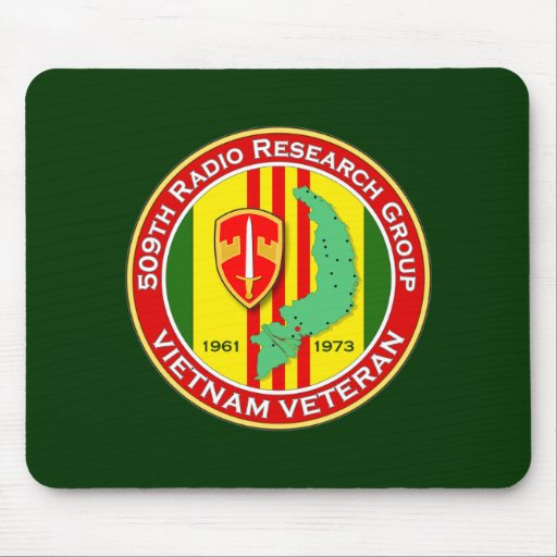 509th RRG 2 - ASA Vietnam Mouse Pad