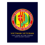 509th RRG 2 - ASA Vietnam Post Card