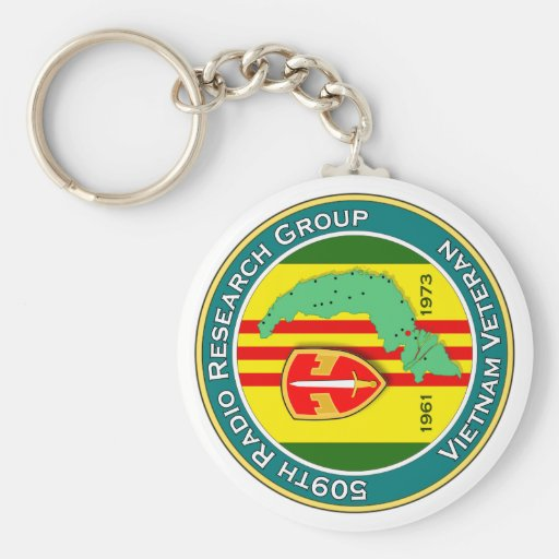 509th RRG - ASA Vietnam Key Chains