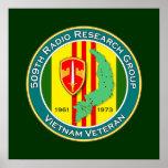509th RRG - ASA Vietnam Poster