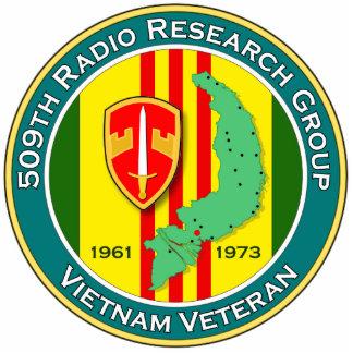 509th RRG - ASA Vietnam Statuette