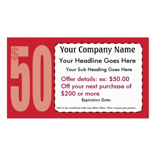 5000 off coupon business card zazzle for Zazzle business card coupon