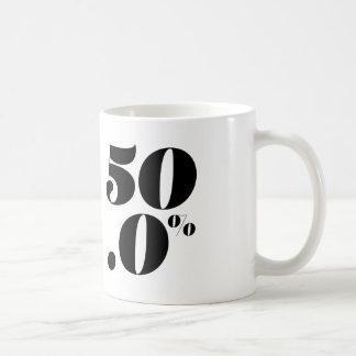 50.0% Fibonacci Mug