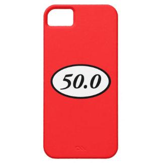 50.0 iPhone SE/5/5s CASE