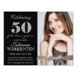 50.a celebración del cumpleaños de la foto comunicado personal