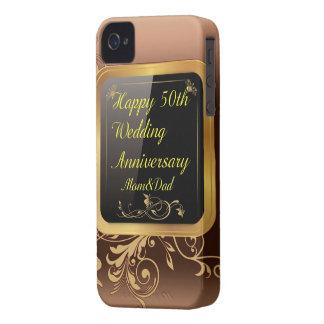 50.a cubierta feliz del iPhone cinco del Funda Para iPhone 4