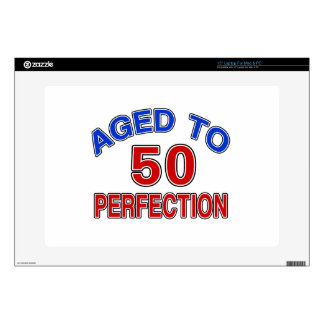 50 Aged To Perfection Decals For Laptops