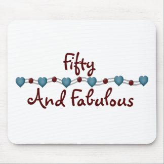 50 and Fabulous Mousepads