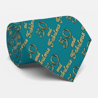 50 and Fabulous Necktie