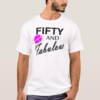 50 and Fabulous T-Shirt