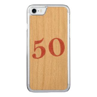 50 años de aniversario funda para iPhone 7