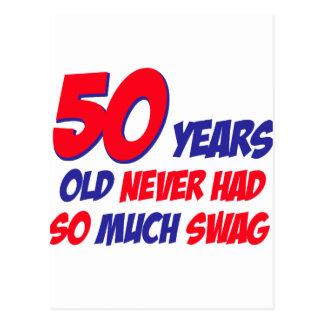 50 años de diseño tarjetas postales