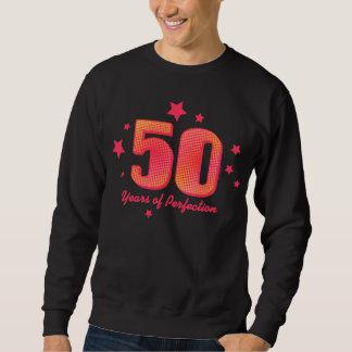 50 años de perfección sudaderas encapuchadas