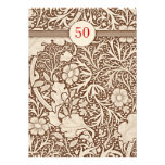 50.as invitaciones del aniversario de boda