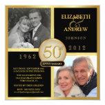 50.as invitaciones elegantes de la foto del anuncios personalizados
