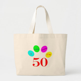 50 Balloons Tote Bags