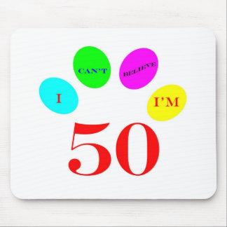 50 Balloons Mousepad