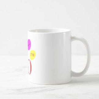 50 Balloons Coffee Mug