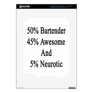 50 Bartender 45 Awesome And 5 Neurotic Skins For iPad 3