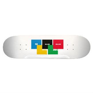50 billion dollars skateboard