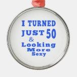50 birthday designs christmas ornaments