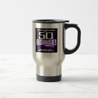 50 Bounce Tunes Stainless Steel Travel Mug