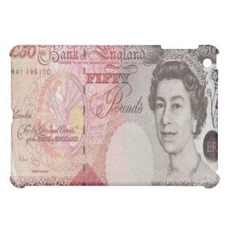 50 British Pound Bank Note iPad Case
