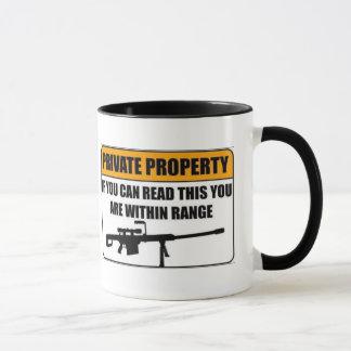 50 cal sniper mug