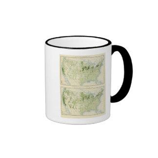 50 cebada 1890 tazas de café